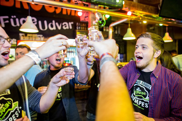 Power Hour Pub Crawl - All You Can Drink