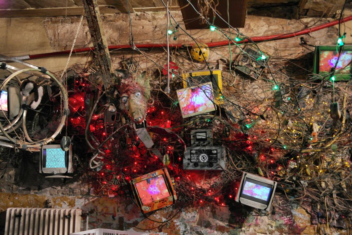 Colors at Szimpla Kert Ruin Bar